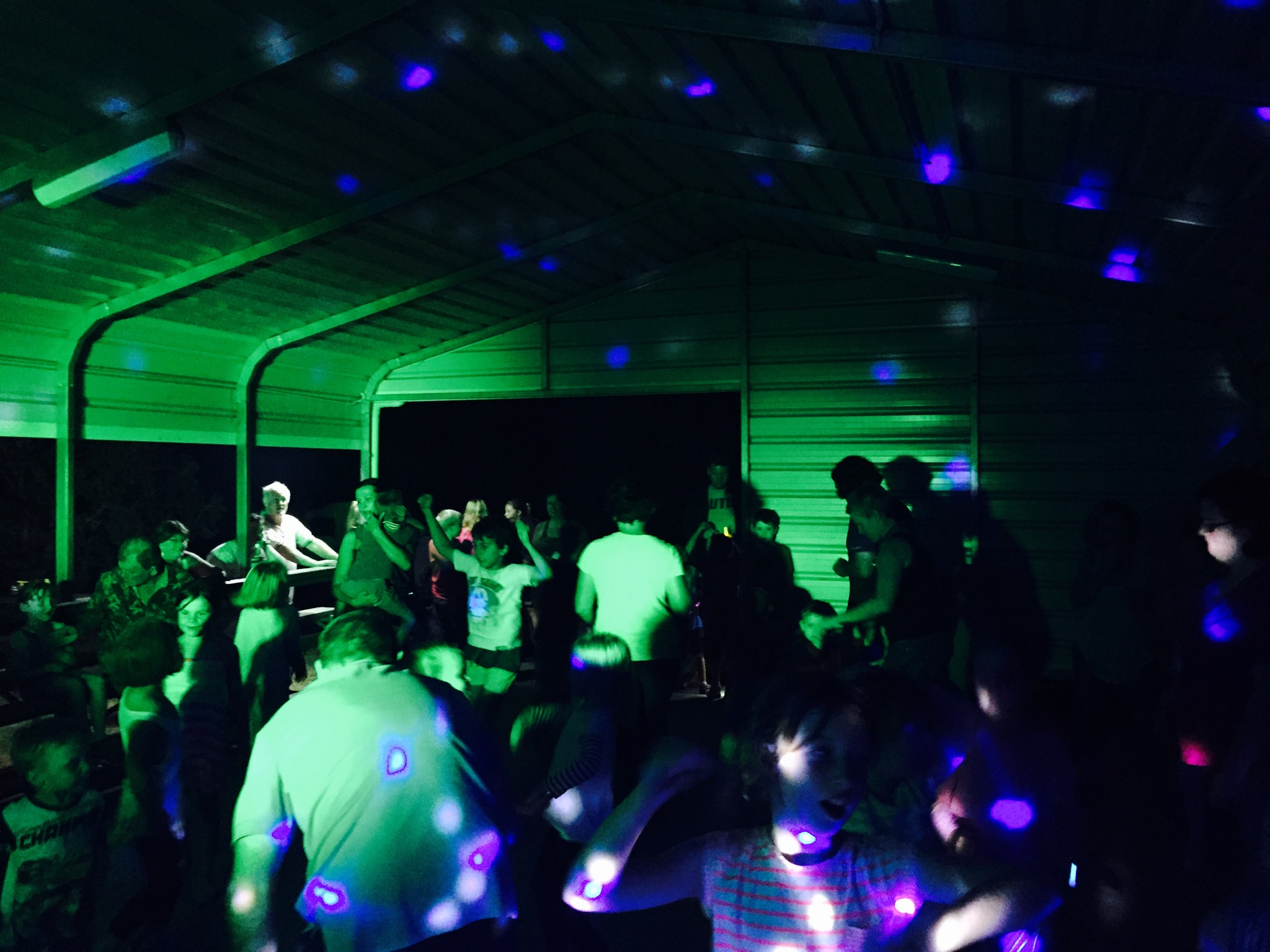 Neurum Creek Bush Retreat Kids Disco
