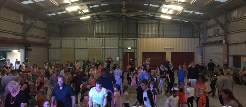 Ithaca Creek School Disco