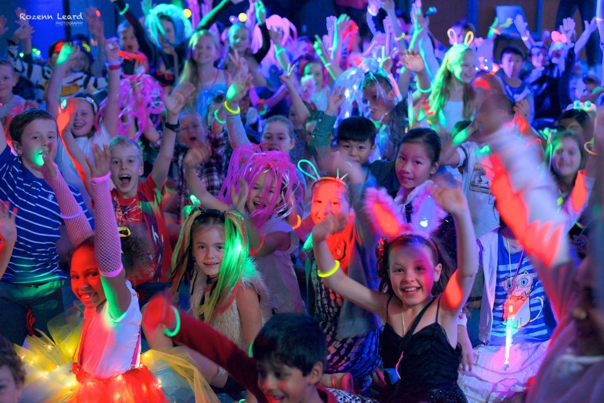 Eagle Junction - School Disco Grades 2&3