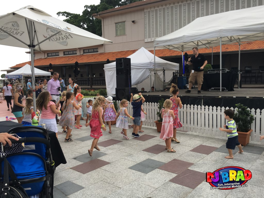Family Fun Day - Brisbane Racing Club - DJ BRAD