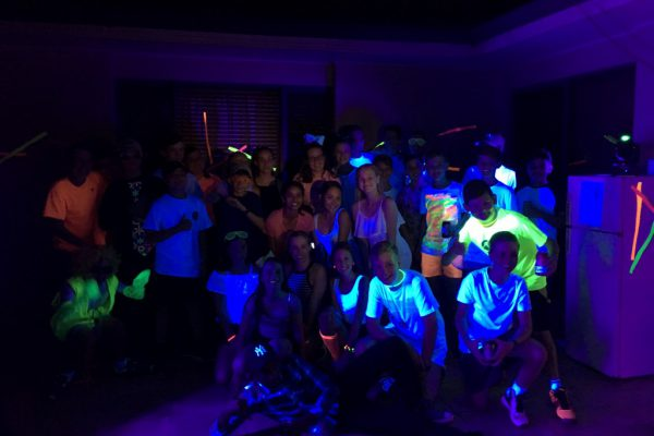 13th Glow in the Dark Party