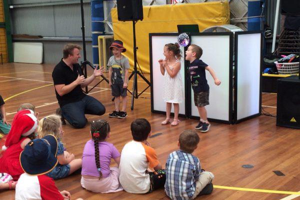 Kids Dancing 1