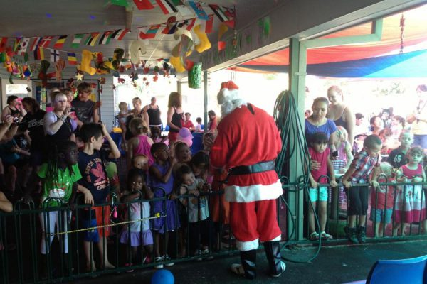 Kindy Discos with Santa