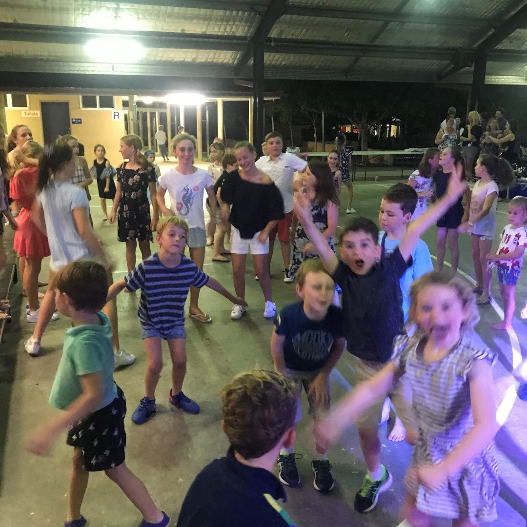 Wilston State School Swimming Club Night