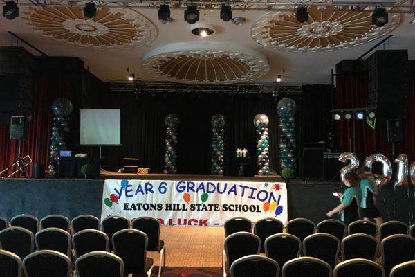 Year 6 Graduation - DJ BRAD - Eatons Hill Hotel - 1
