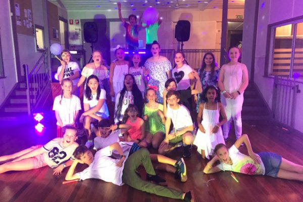Young Adults - Kids Disco Party