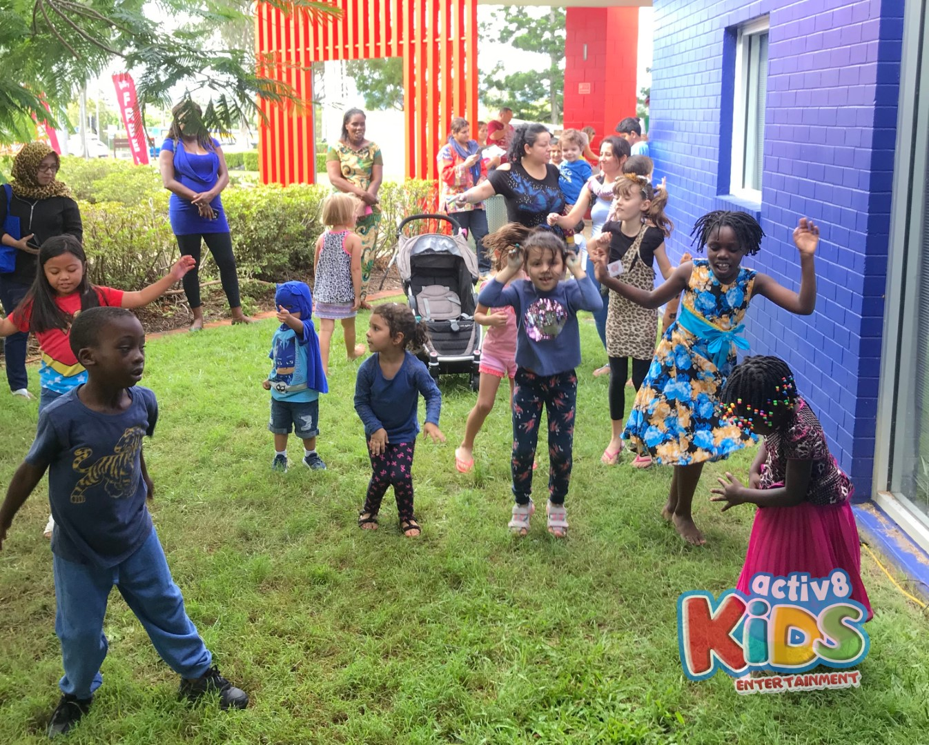 Logan Art Gallery - Family Fun Day