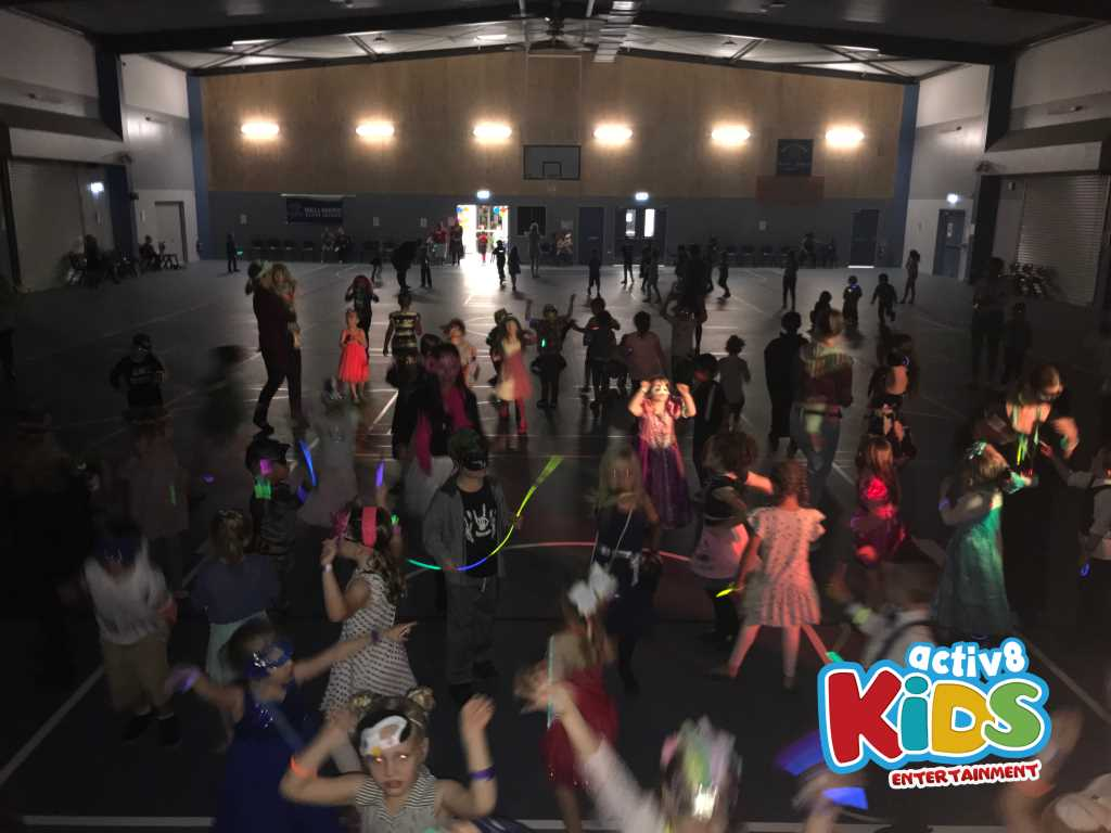 Bellmere State School Disco