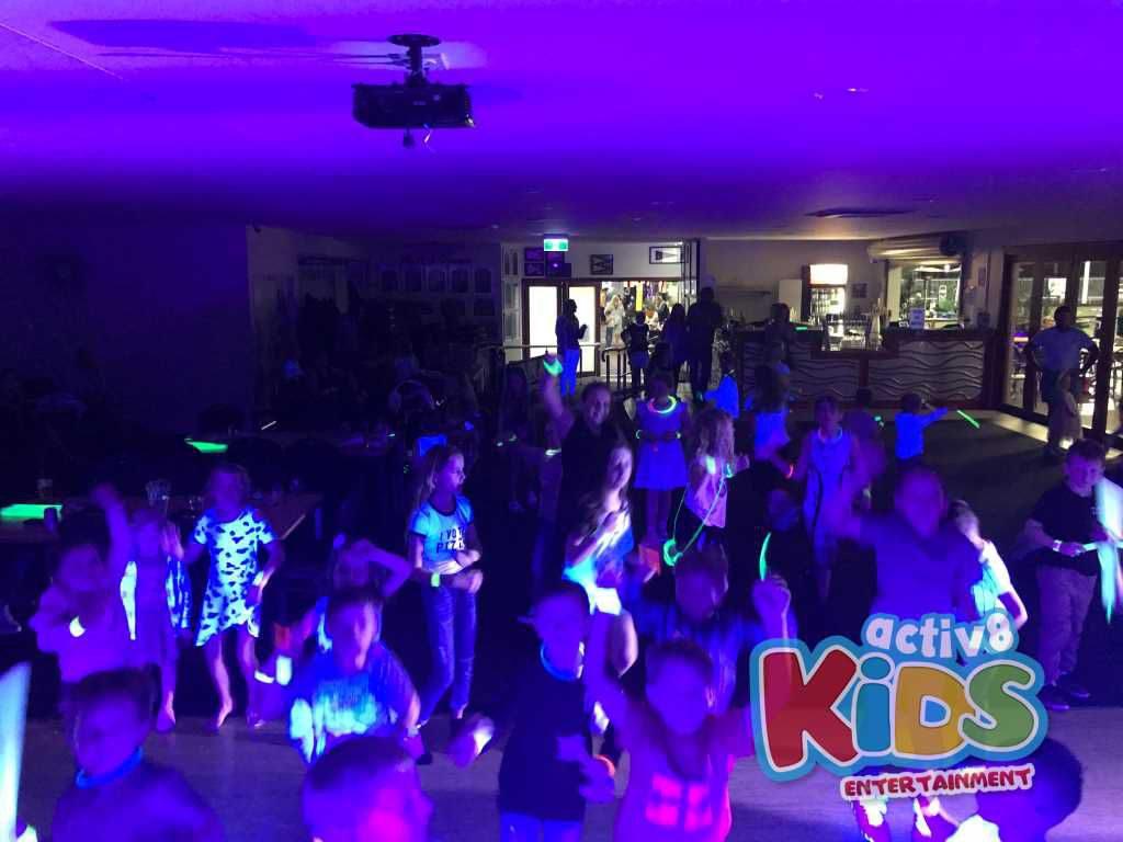 Mooloolaba Bowls Club - Glow In the Dark Disco - 2
