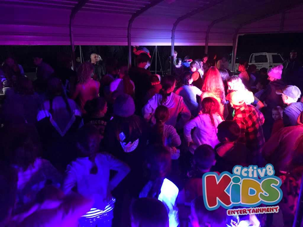 Neurum Creek Bush Retreat Kids Disco - July 2018