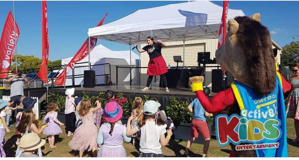Brisbane Racing Club - Teddy Bear's Picnic Kids Disco