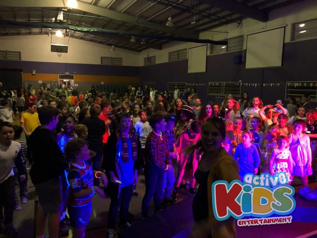 Manly State School Disco