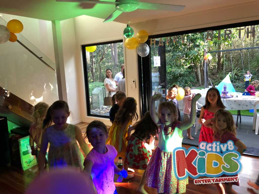 Nikita's 6th Birthday Party with DJ EMILY