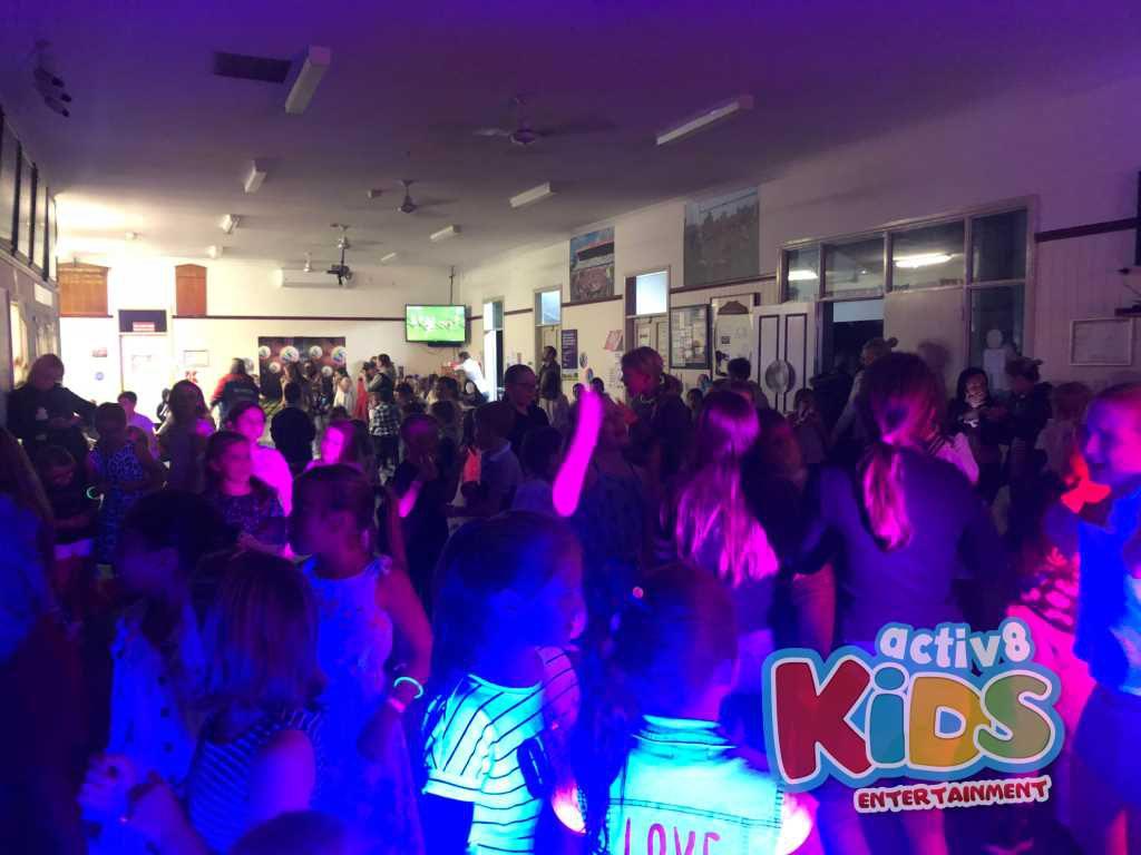 Wynnum & District Netball Club Break Up Party Disco