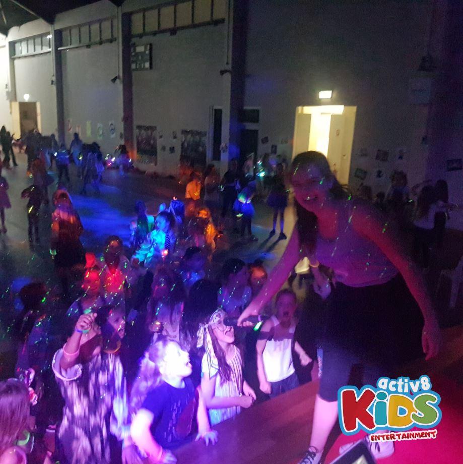 St Hildas School Disco